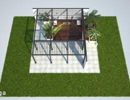 مجموعه طراحی فضای سبز و محوطه