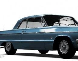 شورلت ایمپالا مدل SS 409 سال 1964