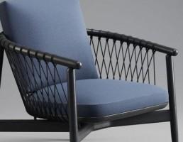 صندلی راحتی Crosshatch