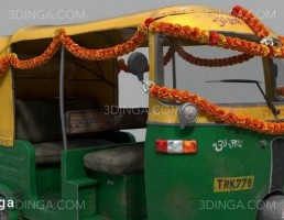 تاکسی هندی