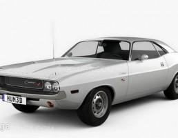 ماشین دوج Challenger سال 1970