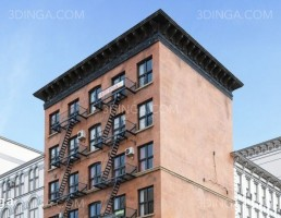ساختمان های سبک نیویورک