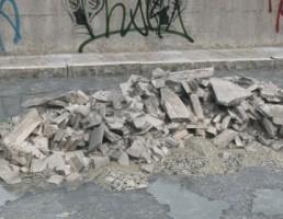 خرابه ساختمان