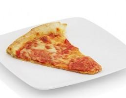 برشی از پیتزا
