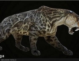 پلنگ Smilodon