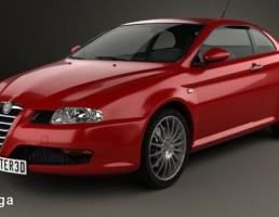 آلفا رومئو  GT 2004