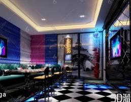رستوران + کافه مدرن