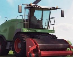 ماشین برداشت (harvester)