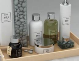 آرایشی بهداشتی حمام