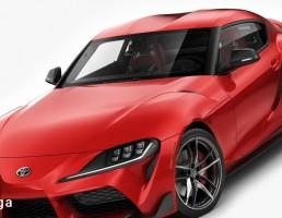 ماشین تویوتا مدل Supra  سال 2020