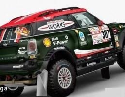 ماشین رالی داکار