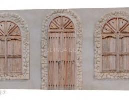 نمای دیوار خانه