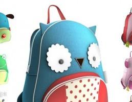 کیف بچه به شکل حیوانات