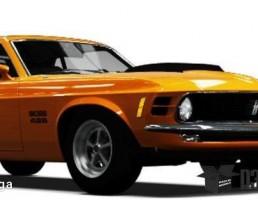 فورد  مدل  Mustang سال 1970
