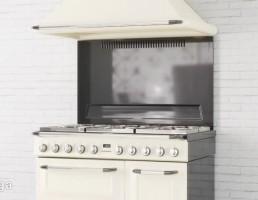 اجاق گاز + فر آشپزخانه