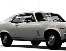 شورلت نوا مدل SS 396 سال 1969