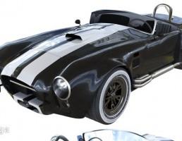 ماشین Shelby Cobra سال 1965