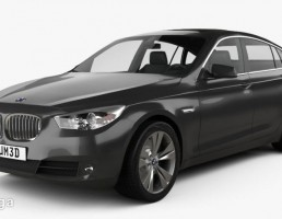 ماشین BMW مدل Gran Turismo سال 2011