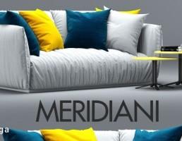 مبل راحتی Meridiani