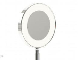 آینه پایه دار آرایشگاهی