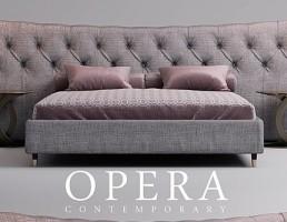 تختخواب کلاسیک opera