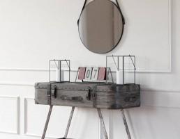 کنسول + آینه