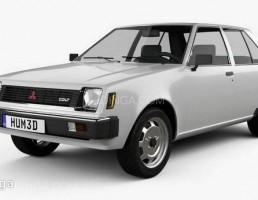 ماشین میتسوبیشی کلت سال 1978
