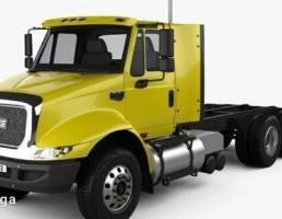 کامیون کاترپیلار مدل CT610 سال 2011