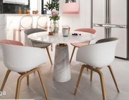 اتاق غذا خوری سبک مدرن