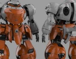 کاراکتر ربات