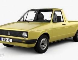 ماشین فلوکس واگن مدل Caddy تیپ 14 سال 1982