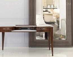 آینه + کنسول کلاسیک