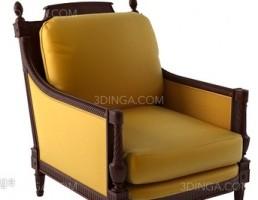 صندلی راحتی کلاسیک