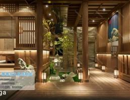 مهمان خانه سبک ژاپنی