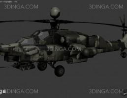 هلیکوپتر نظامی Mi-28