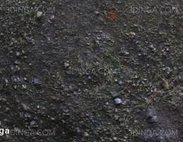 تکسچر PBR خاک سنگی