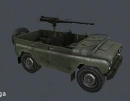 خودروهای مسلح نفربر جنگی + تیربار