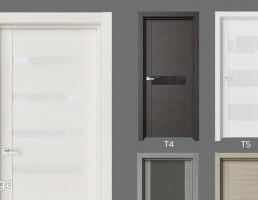 درب داخلی مدرن