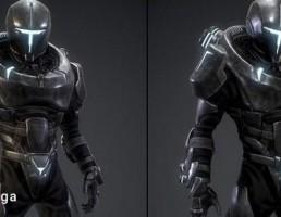 کاراکتر ربات Enforcer