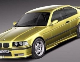 BMW مدل M3 e36 سال 1992-1999