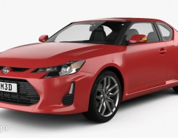 ماشین Scion tC 2014