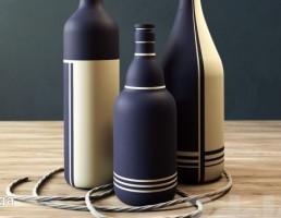 بطری تزیینی