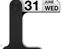 تقویم دیجیتال رومیزی