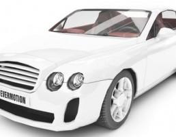 ماشین bentley continental supersports