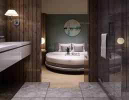 هتل سبک مدرن 9