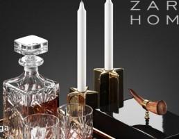 بطری ویسکی + شمع + سیگار