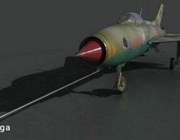 هواپیمای MIG.21
