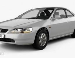 ماشین هوندا آکورد کوپه سال 1998