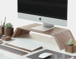 میز کامپیوتر + کیس + موس + مانیتور