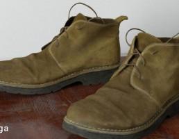 کفش نیم پوتین زمستانی